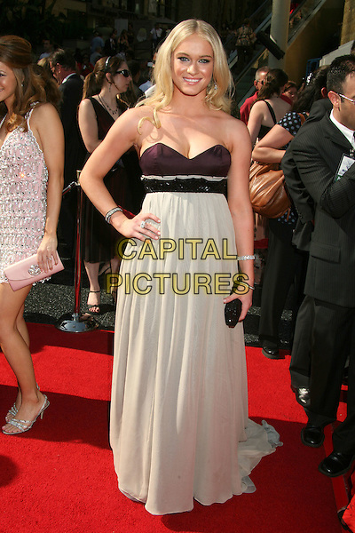LEVIN RAMBIN.34th Annual Daytime Emmy Awards - Arrivals,.Kodak Theatre, Hollywood, California,.USA, 15 June 2007..full length .CAP/ADM/BP.©Byron Purvis/AdMedia/Capital Pictures.