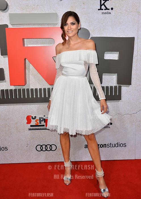 LOS ANGELES, CA. October 24, 2018: Blanca Blanco at the Los Angeles premiere for &quot;Suspiria&quot; at the Cinerama Dome.<br /> Picture: Paul Smith/Featureflash