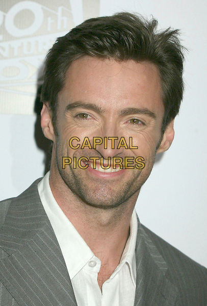 "HUGH JACKMAN.Annual ""Stars 2006"" Benefit Gala hosted by the Fulfillment Fund held at the Beverly Hilton Hotel, Beverly Hills, California, USA..October 16th, 2006.Ref: ADM/BP.headshot portrait.www.capitalpictures.com.sales@capitalpictures.com.©Byron Purvis/AdMedia/Capital Pictures."