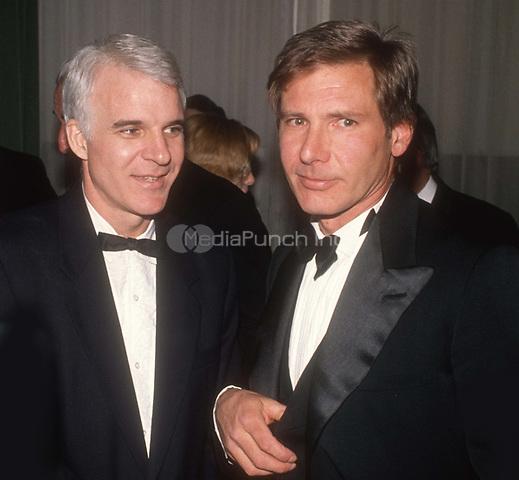 Steve Martin Harrison Ford 1979<br /> Photo By John Barrett/PHOTOlink.net / MediaPunch