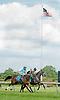 Sikara winning at Delaware Park on 6/14/12
