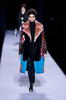 Tom Ford<br /> New York Fashion Week <br /> FW18<br /> <br /> New York Fashion Week,  New York, USA in February 2018.<br /> CAP/GOL<br /> &copy;GOL/Capital Pictures