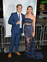 Mackenzie Lawren &amp; Blake Burt at the premiere for &quot;Geostorm&quot; at TCL Chinese Theatre, Hollywood. Los Angeles, USA 16 October  2017<br /> Picture: Paul Smith/Featureflash/SilverHub 0208 004 5359 sales@silverhubmedia.com