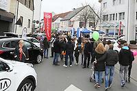 Viel Betrieb bei der 15. Weiterstädter Automobilausstellung