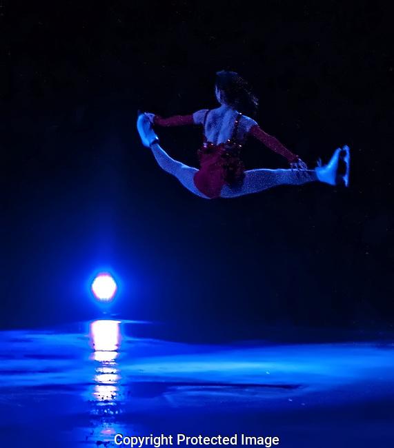 A Spectacular Jump