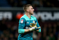 Sam Johnstone of Aston Villa <br /> <br /> Photographer Leila Coker/CameraSport<br /> <br /> The EFL Sky Bet Championship - Aston Villa v Wolverhampton Wanderers - Saturday 10th March 2018 - Villa Park - Birmingham<br /> <br /> World Copyright &copy; 2018 CameraSport. All rights reserved. 43 Linden Ave. Countesthorpe. Leicester. England. LE8 5PG - Tel: +44 (0) 116 277 4147 - admin@camerasport.com - www.camerasport.com