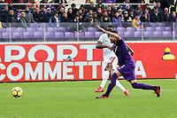 gol Gerson goal celebration 1-2<br /> Firenze 05-11-2017 Stadio Artemio Franchi Calcio Serie A 2017/2018 Fiorentina - AS Roma Foto Filippo Rubin / Insidefoto