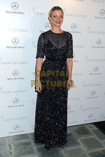 11 January 2014 - Los Angeles, California - Amy Smart. 7th Annual Art of Elysium Heaven Gala held at the Skirball Cultural Center.  <br /> CAP/ADM/BP<br /> &copy;Byron Purvis/AdMedia/Capital Pictures