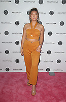 LOS ANGELES, CA - AUGUST 11: Leanne Tessa, at Beautycon Festival Los Angeles 2019 - Day 2 at Los Angeles Convention Center in Los Angeles, California on August 11, 2019. <br /> CAP/MPIFS<br /> ©MPIFS/Capital Pictures