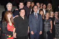 LOS ANGELES - JUN 15:  Ralph Garman, Lee Meriwether, Burt Ward, Eric Garcetti, George Barris family, Adam West family at the Bat Signal Lighting Ceremony to honor Adam West at the Los Angeles City Hall on June 15, 2017 in Los Angeles, CA