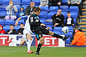 Luke Freeman of Stevenage controls the ball<br />  - Tranmere Rovers v Stevenage - Sky Bet League One - Prenton Park, Birkenhead - 7th September 2013. <br /> © Kevin Coleman 2013