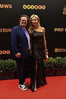 20190116 – PUURS ,  BELGIUM : Marc Coucke (L) pictured during the  65nd men edition of the Golden Shoe award ceremony and 3th Women's edition, Wednesday 16 January 2019, in Puurs Studio 100 Pop Up Studio. The Golden Shoe (Gouden Schoen / Soulier d'Or) is an award for the best soccer player of the Belgian Jupiler Pro League championship during the year 2018. The female edition is the thirth one in Belgium.  PHOTO DIRK VUYLSTEKE | Sportpix.be