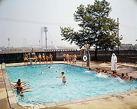 Saint John Villa Academy, New York, Swim Lessons with the Nun