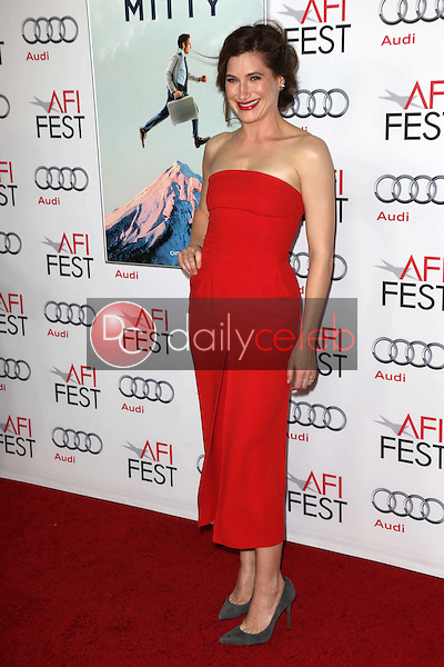Kathryn Hahn<br /> at the Premiere Of &quot;The Secret Life of Walter Mitty&quot; at AFI FEST 2013, Chinese Theater, Hollywood, CA 11-13-13<br /> David Edwards/Dailyceleb.com 818-249-4998