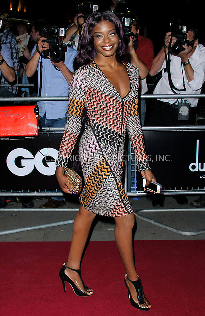 WWW.ACEPIXS.COM....US SALES ONLY....September 4, 2012, London, England.....Azealia Banks arriving at the GQ Men of the Year Awards at the Royal Opera House on September 4, 2012 in London.......By Line: Famous/ACE Pictures....ACE Pictures, Inc..Tel: 646 769 0430..Email: info@acepixs.com