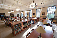 Mary Norton Clapp Library and Academic Commons of Occidental College, Los Angeles. (Photo by Marc Campos, Occidental College Photographer) Ahmanson Reading Room