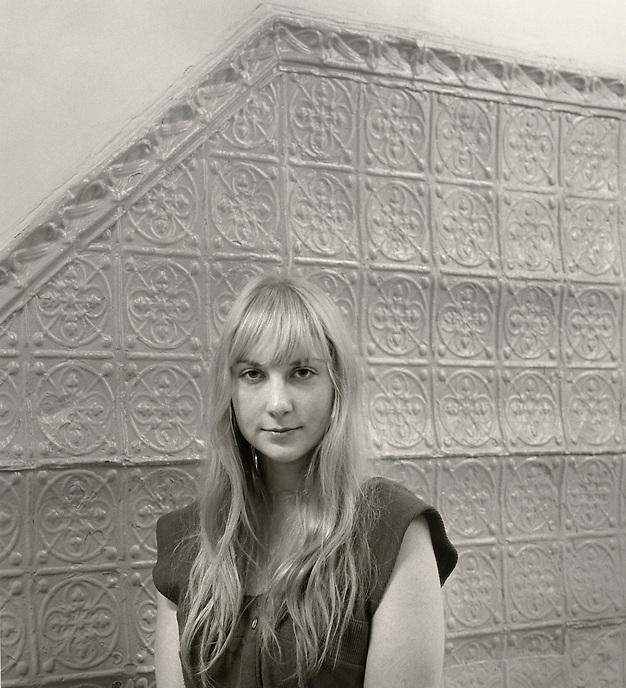 Elizabeth McDaniel, 2009.  Poet.
