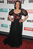 Jennifer Tilly at the &quot;Cult Of Chucky&quot; HorrorChannel FrightFest opening gala film premiere, Cineworld Empire cinema, Leicester Square, London, England, UK, on Thursday 24 August 2017.<br /> CAP/CAN<br /> &copy;CAN/Capital Pictures / MediaPunch<br /> ***North and South America Only****