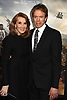 Producer Linda and Jerry Bruckheimer attends the &quot;12 Strong&quot; World Premiere on January 16, 2018 at Jazz at Lincoln Center in New York City, New York, USA.<br /> <br /> photo by Robin Platzer/Twin Images<br />  <br /> phone number 212-935-0770