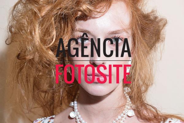 Isabela Capeto<br /> <br /> S&atilde;o Paulo Fashion Week- Ver&atilde;o 2016<br /> Abril/2015<br /> <br /> foto: Sergio Caddah/ Ag&ecirc;ncia Fotosite