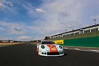 #86 GULF RACING (GBR) PORSCHE 911 RSR (991) LMGTE AM MICHAEL WAINWRIGHT (GBR) BENJAMIN BARKER (GBR) NICHOLAS FOSTER (AUS)