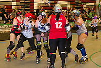 Dockyard Derby Dames Bout 11-18-17