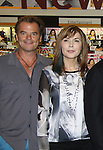 """Days Of Our Lives - Wally Kurth, Lauren Koslow meet the fans as they sign """"Days Of Our Lives Better Living"""" on September 27, 2013 at Books-A-Million in Nashville, Tennessee. (Photo by Sue Coflin/Max Photos)"""