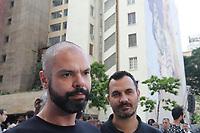 23.03.2019 - Bruno Covas durante inauguração da Praça das Artes em SP
