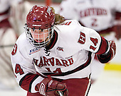 Jillian Dempsey (Harvard - 14) - The Harvard University Crimson defeated the St. Lawrence University Saints 8-3 (EN) to win their ECAC Quarterfinals on Saturday, February 26, 2011, at Bright Hockey Center in Cambridge, Massachusetts.