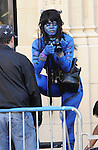 An Avatar paparazzi watching arrivals at Warner Bros. World Premiere of Legend of the Guardians: The Owls of Ga'Hoole held at The Grauman's Chinese Theatre in Hollywood, California on September 19,2010                                                                               © 2010 Hollywood Press Agency