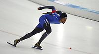 SPEEDSKATING: 11-12-2016, ISU World Cup Thialf, Shani Davis (USA), ©foto Martin de Jong