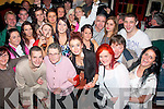 DOUBLE TEEN: Levi Ryle and Jade Byrne both Muing,Tralee had a fab time celebrating their 18th birthday's last Saturday night in Turners bar, Castle St, Tralee with lots of friends and family.