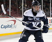Tyler Kelleher (UNH - 16) - The Northeastern University Huskies and University of New Hampshire Wildcats tied 2-2 on Saturday, January 14, 2017, at Fenway Park in Boston, Massachusetts.