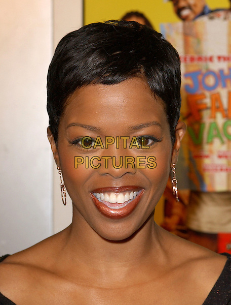 MALINDA WILLIAMS.World Premiere of Johnson Family Vacation held at The Cinerama Dome in Hollywood, California .31 March 2004.*UK Sales Only*.portrait, headshot.www.capitalpictures.com.sales@capitalpictures.com.©Capital Pictures.