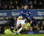 2nd December 2017, Goodison Park, Liverpool, England; EPL Premier League football, Everton versus Huddersfield Town; Gylfi Sigurdsson of Everton, who opened the scoring for his side today