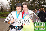 Mary Bowler 14, Lorraine O' Donnell 308, who took part in the Kerry's Eye Tralee International Marathon on Sunday 16th March 2014.