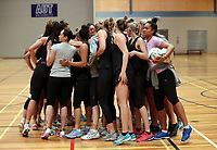 12.12.2018 Silver Ferns training in Auckland. Mandatory Photo Credit ©Michael Bradley.