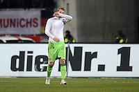 FUSSBALL   1. BUNDESLIGA  SAISON 2012/2013   12. Spieltag 1. FC Nuernberg - FC Bayern Muenchen      17.11.2012 Torwart Manuel Neuer (FC Bayern Muenchen)