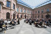 2016/06/20 Berlin | Berlin | Gedenkstunde fuer Opfer von Flucht und Vertreibung