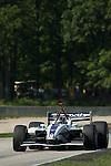 12 August 2007: Paul Tracy (CAN) at the Champ Car Generac Grand Prix at Road America, Elkahart Lake, WI.