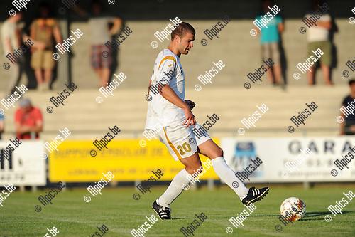 2012-07-25 / Voetbal / seizoen 2012-2013 / KFCO Wilrijk / Bart Vergeylen..Foto: Mpics.be