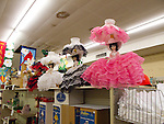 Gadsden Variety & Deli store - doll lamps