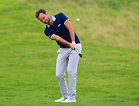 Carlos Del Moral (ESP) on the 2nd fairway during Round 1 of the Bridgestone Challenge 2017 at the Luton Hoo Hotel Golf &amp; Spa, Luton, Bedfordshire, England. 07/09/2017<br /> Picture: Golffile | Thos Caffrey<br /> <br /> <br /> All photo usage must carry mandatory copyright credit     (&copy; Golffile | Thos Caffrey)