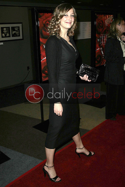 Alexandra Maria Lara<br />at the Los Angeles premiere of 'Youth Without Youth'. WGA Theater, Beverly Hills, CA. 12-07-07<br />Dave Edwards/DailyCeleb.com 818-249-4998