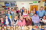 Mary O'Brien, Knockmoyle, Tralee, celebrating her 87th Birthday with family at the Kingdom Greyhound Stadium on Tuesday