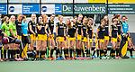 DEN BOSCH - line up Den Bosch voor  de finale van de EuroHockey Club Cup, Den Bosch-UHC Hamburg (2-1). COPYRIGHT KOEN SUYK