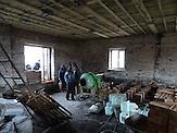 """Kaum eine andere Stadt im Donbass hat so sehr unter den Kriegshandlungen gelitten wie Debalzewe. Heute versuchen die Separatisten der """"Donezker Volksrepublik"""", Debalzewe als Musterstadt wieder aufzubauen."""