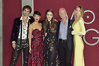 Robert Sheehan, Jihae, Hera Hilmar,Stephen Lang and Leila George at the premiere of 'Mortal Engines at the  Regency Village Theatre in Westwood, California on December 5, 2018. Credit: Action Press/MediaPunch ***FOR USA ONLY***