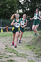 2015-2016 MWMS Girls Cross Country (Action)
