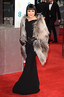 Noomi Rapace<br /> at the 2017 BAFTA Film Awards held at The Royal Albert Hall, London.<br /> <br /> <br /> &copy;Ash Knotek  D3225  12/02/2017